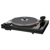 Music Hall MMF-7.3 2-Speed Belt Driven Turntable with Cartridge