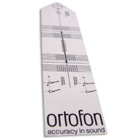 Ortofon Alignment Tool/Protractor