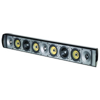 Paradigm Millenia 20 Trio 3-Channel Mountable Sound Bar in Black Chrome (Each)