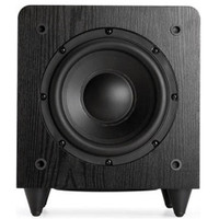 "Sunfire SDS8 8"" Dual Driver 200w Powered Sub in Black Ash"