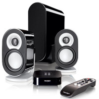 Paradigm Shift Millenia CT 2 Powered Compact Three-piece Speaker/Subwoofer Bluetooth System