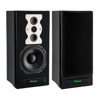 McIntosh XR50 Bookshelf Loudspeaker Pair in black gloss
