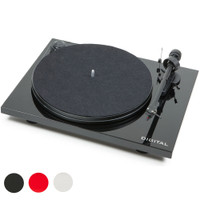 Pro-Ject Essential II Digital Turntable with OM 5E Cartridge