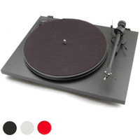 Pro-Ject Essential II Phono USB Turntable with USB & OM 5E Cartridge