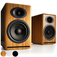 "Audioengine P4 4"" Passive Bookshelf Speakers (Pair)"