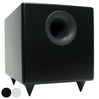 """Audioengine S8 Powered Subwoofer with 8"""" Woofer"""