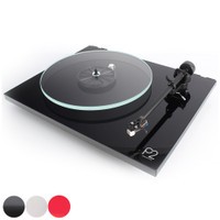 Rega Planar 2 Turntable with RB220 Tonearm and Carbon Cartridge
