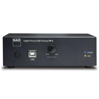 NAD PP 4 Digital Phono USB Preamplifier