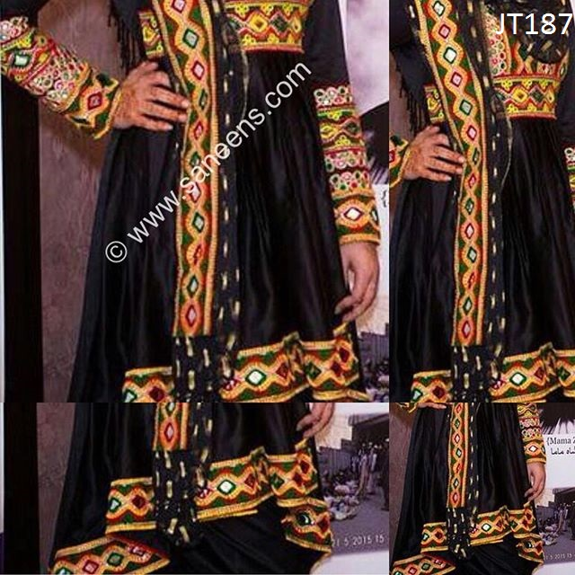 afghani dresses new style
