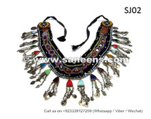 afghan jewellery belts