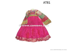 afghan dress, kuchi ethnic frock