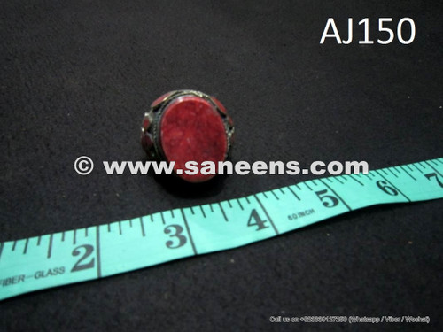 afghan jewelry rings