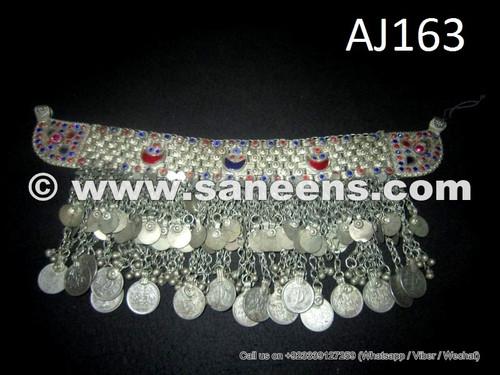 kuchi tribal necklaces