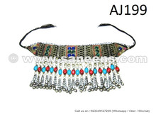 afghan kuchi jewelry necklaces