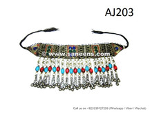 afgha kuchi necklaces