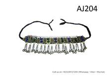 tribal kuchi necklaces