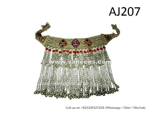 afghan kuchi necklaces