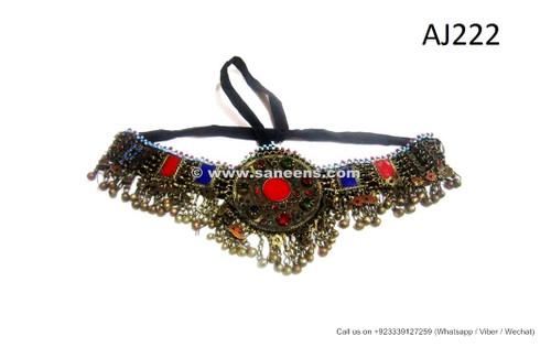 afghan kuchi jewelry