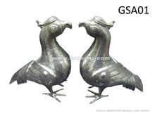 handmade german silver chukar