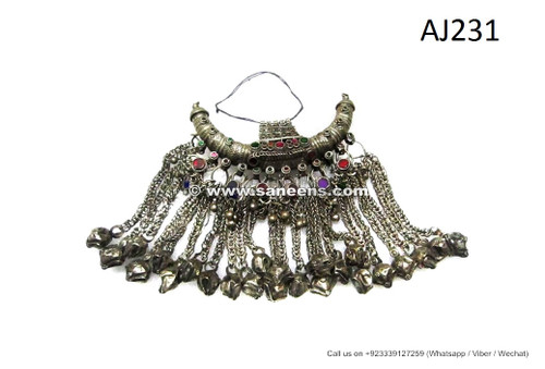 afghan necklaces