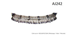 afghan kuchi necklaces chokers wholesale