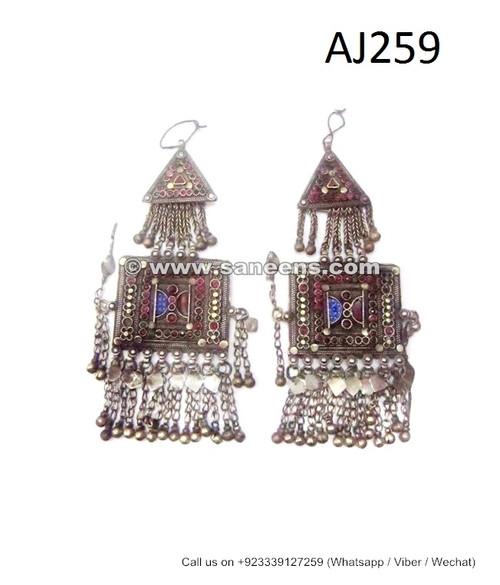 afghan kuchi wholesale pendants, kuchi banjara forehead lockets
