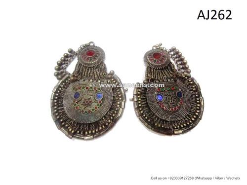 afghan kuchi jewellery pendants