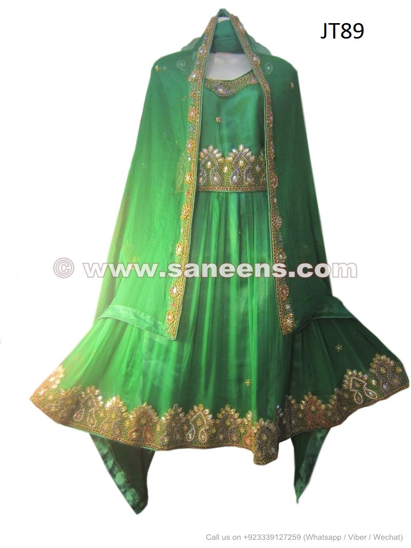 New Afghan Tribal Fusion Dress Nomadic Style Frock Fashion Design Saneens Online Store