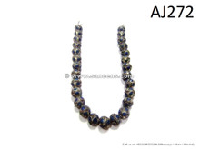 wholesale afghan saneens new design beads with lapis lazuli inlay