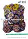 traditional kuchi ladies vintage medallions guls