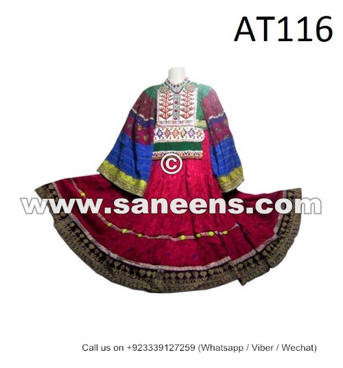 afghan ethnic dresses