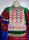 handmade tribal beads artwork clothes frocks