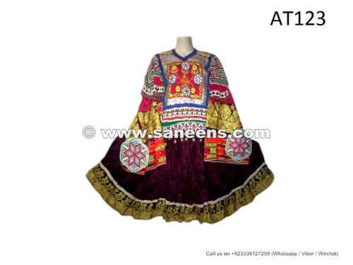 afghan traditional clothes ethnic dress