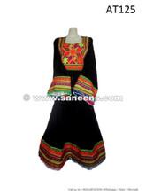 afghan kuchi tribal handmade clothes dresses