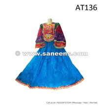 afghan ethnic frocks