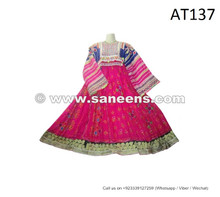afghan kuchi tribal ethnic frocks dresses