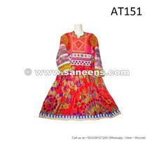 afghan kuchi ethnic tribal clothes dresses frocks
