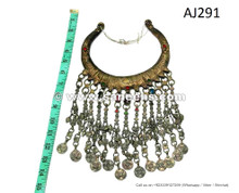 afghan kuchi necklace chokers