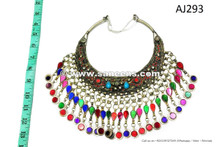 afghan kuchi necklace chokers