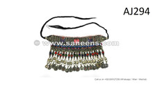 afghan kuchi tribal necklaces