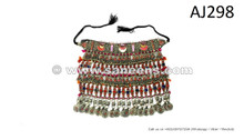 afghan kuchi tribal necklace