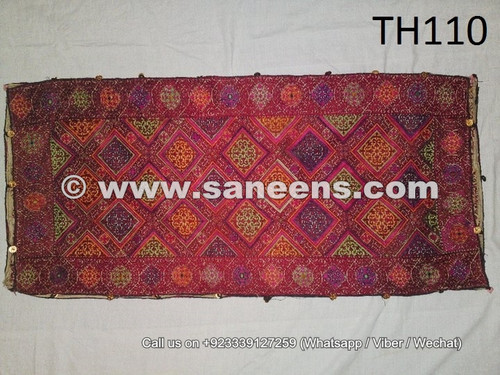 handmade swat kuchi women silk embroidered pillow cushion covers cases online