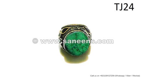 afghan kuchi rings