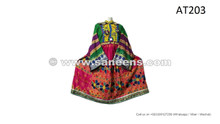 afghan kuchi tribal artwork dresses