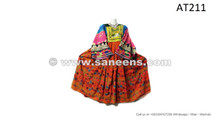 tribal kuchi choli cloth ethnic dress