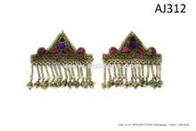 afghan pashtun women hair clips