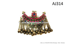 kuchi pashtun tribal necklace