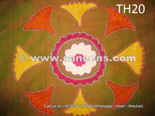 hand embroidered suzani