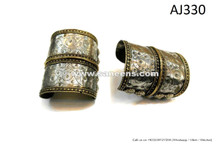 afghan kuchi tribal artwork bangles