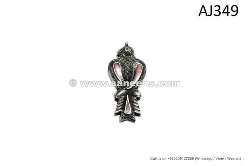 afghan kuchi tribal pendants locket